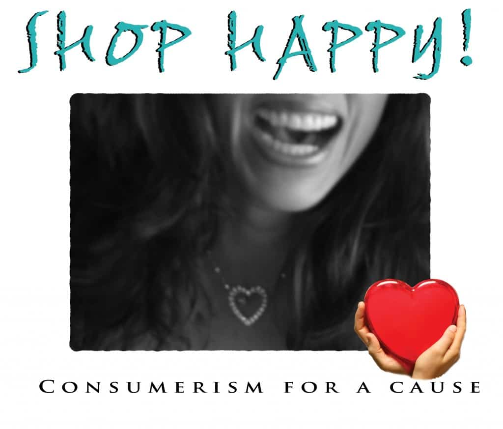 Shopp Happy Consumerism with a Cause