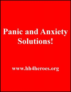 Panic and Anxiety Solutions Harvesting Happiness 4 Heroes
