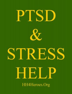 PTSD Harvesting Happiness 4 Heroes