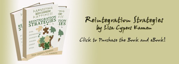 Reintegration Strategies by Lisa Cypers Kamen